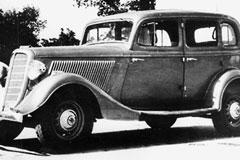 ГАЗ М1 1936-1941